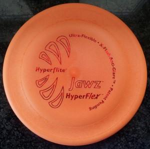 Hundefrisbee Jawz Lite von Hyperflite