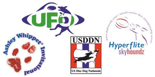 Dogfrisbee Regelwerke: UFO, AWI, Skyhounds und USDDN