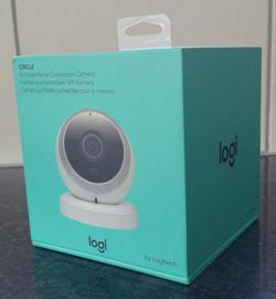 Logi Circle Kamera Verpackung