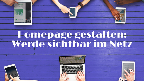 Homepage gestalten, arbeiten mit Bildern, Kurzfassung, Verlinkungen