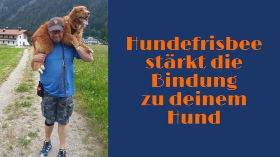Bindung zu Hund stärken