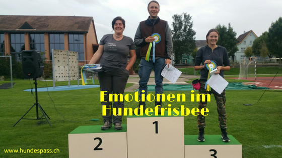 Emotionen im Hundesport